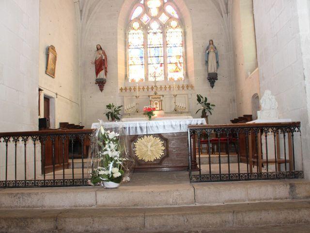 Le mariage de Jonathan et Audrey à Coussay-les-Bois, Vienne 29