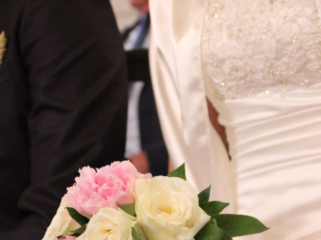 Le mariage de Jonathan et Audrey à Coussay-les-Bois, Vienne 32