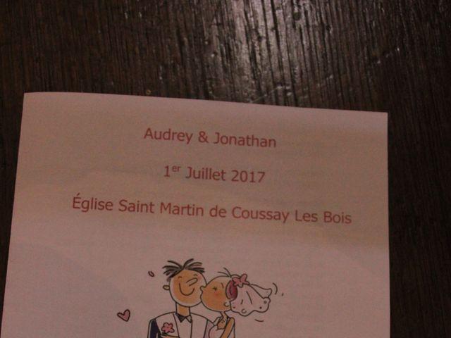Le mariage de Jonathan et Audrey à Coussay-les-Bois, Vienne 35