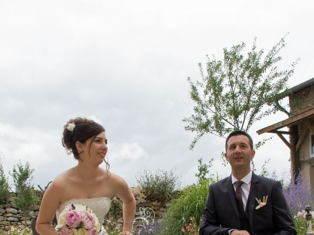 Le mariage de Jonathan et Audrey à Coussay-les-Bois, Vienne 36