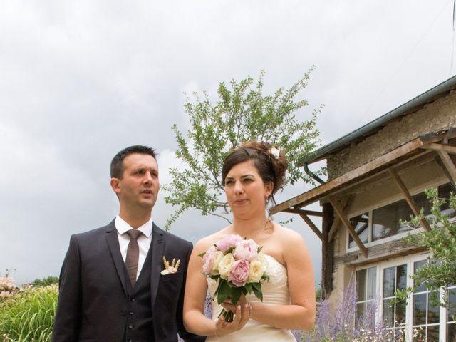 Le mariage de Jonathan et Audrey à Coussay-les-Bois, Vienne 37