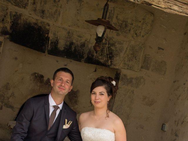 Le mariage de Jonathan et Audrey à Coussay-les-Bois, Vienne 38