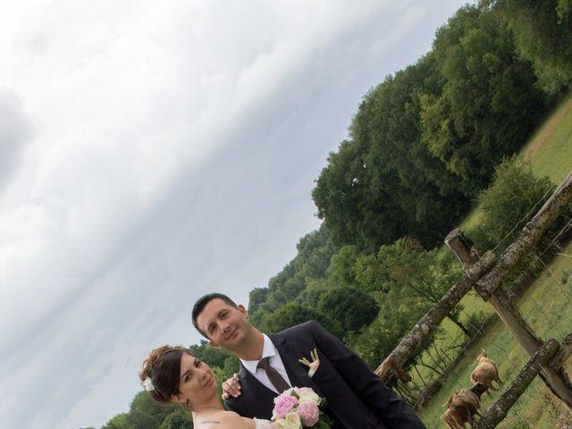 Le mariage de Jonathan et Audrey à Coussay-les-Bois, Vienne 40