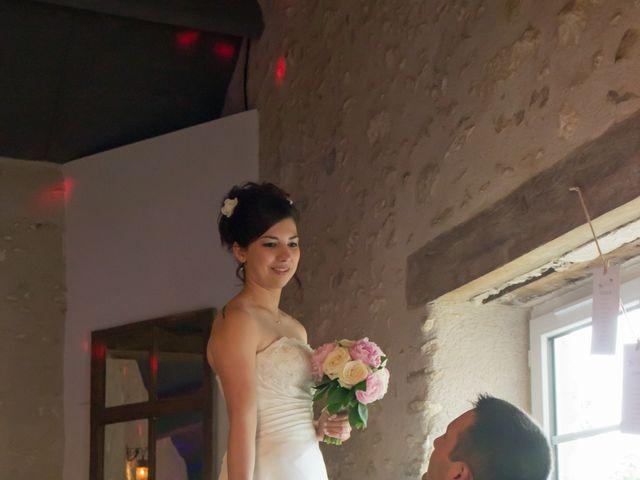 Le mariage de Jonathan et Audrey à Coussay-les-Bois, Vienne 41