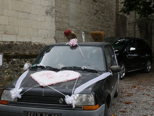 Le mariage de Jonathan et Audrey à Coussay-les-Bois, Vienne 47