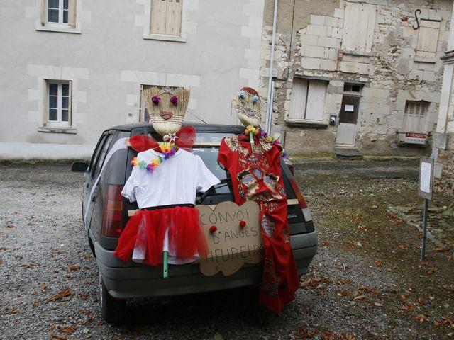 Le mariage de Jonathan et Audrey à Coussay-les-Bois, Vienne 48