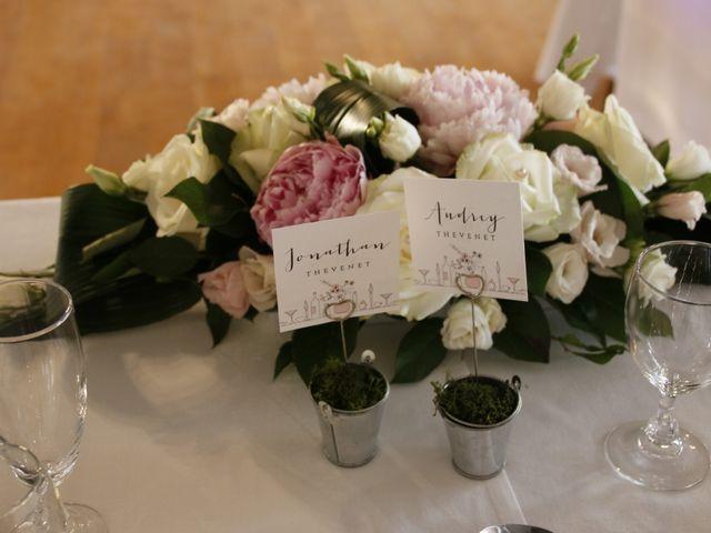 Le mariage de Jonathan et Audrey à Coussay-les-Bois, Vienne 61