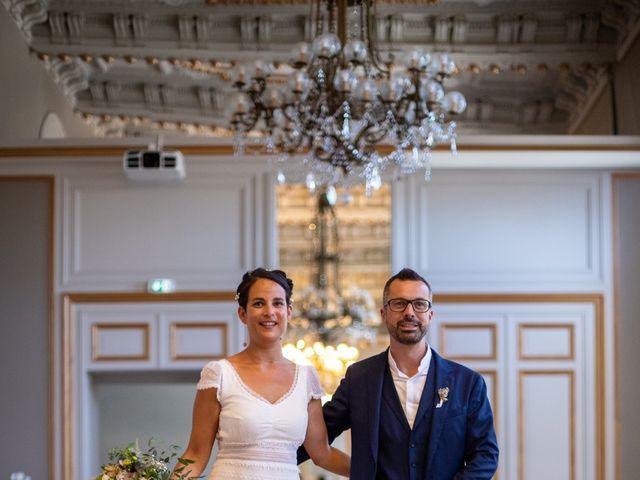 Le mariage de Romain et Eziza à Bayonne, Pyrénées-Atlantiques 44