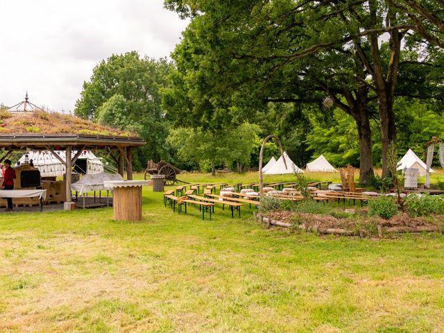 Le mariage de Laurent et Aline à Vay, Loire Atlantique 2