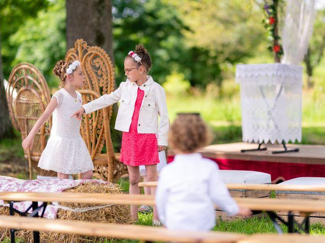 Le mariage de Laurent et Aline à Vay, Loire Atlantique 5