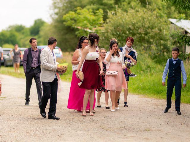 Le mariage de Laurent et Aline à Vay, Loire Atlantique 8