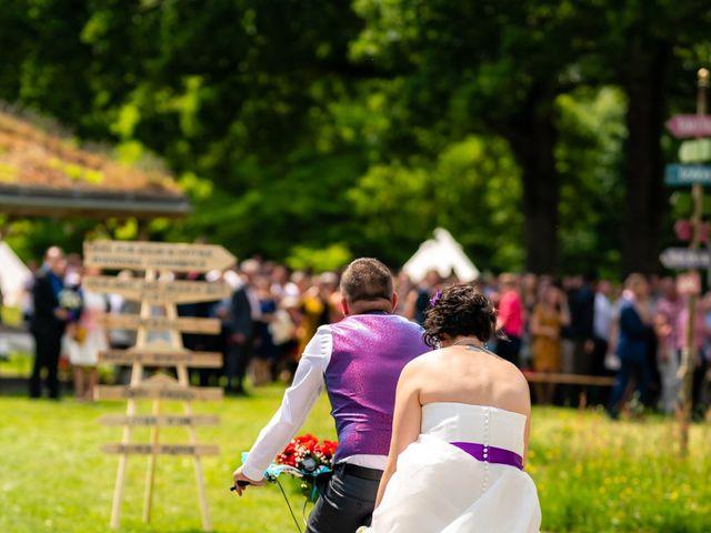 Le mariage de Laurent et Aline à Vay, Loire Atlantique 1