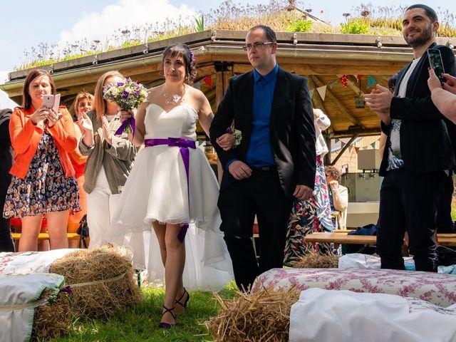 Le mariage de Laurent et Aline à Vay, Loire Atlantique 17
