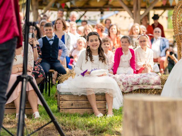 Le mariage de Laurent et Aline à Vay, Loire Atlantique 22