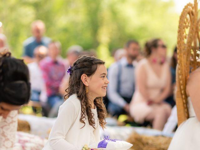 Le mariage de Laurent et Aline à Vay, Loire Atlantique 23