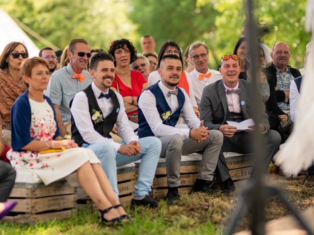 Le mariage de Laurent et Aline à Vay, Loire Atlantique 24