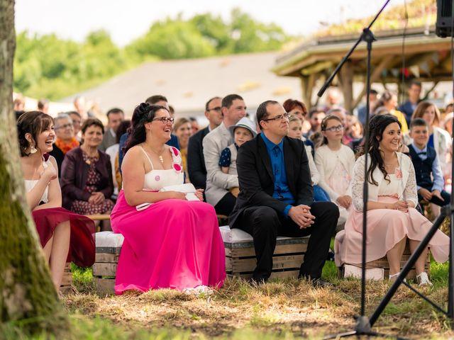 Le mariage de Laurent et Aline à Vay, Loire Atlantique 25