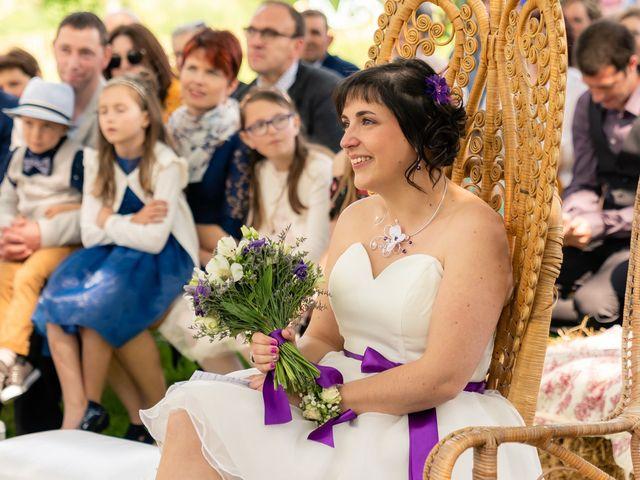 Le mariage de Laurent et Aline à Vay, Loire Atlantique 34
