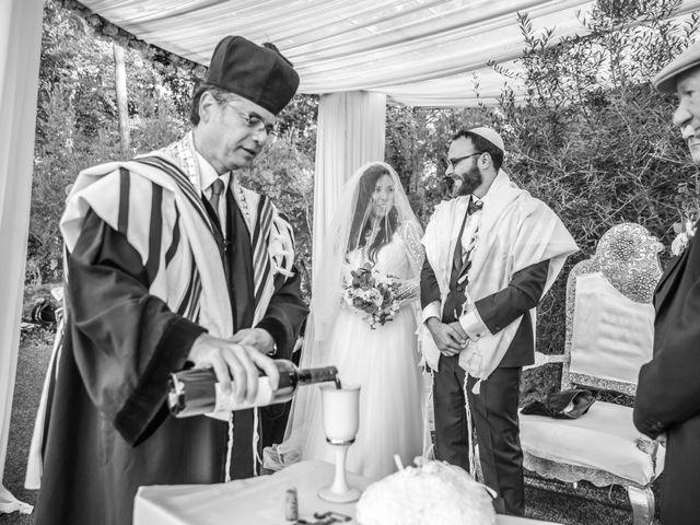 Le mariage de Sidney et Ora à Le Coudray-Montceaux, Essonne 5