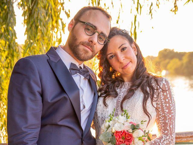 Le mariage de Sidney et Ora à Le Coudray-Montceaux, Essonne 12