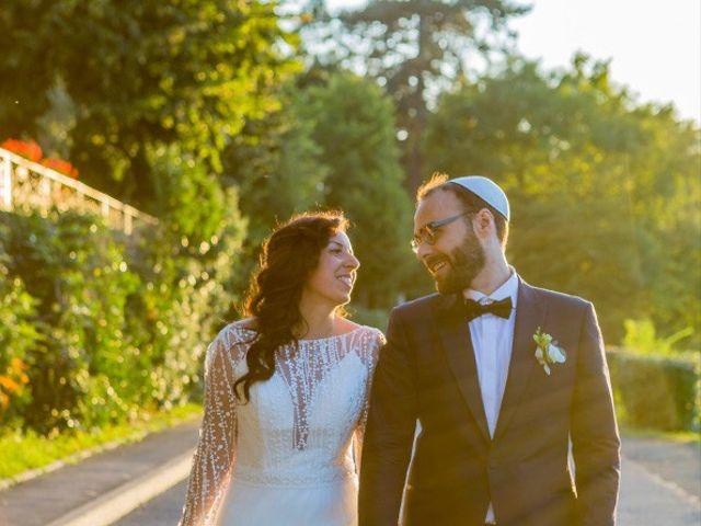 Le mariage de Sidney et Ora à Le Coudray-Montceaux, Essonne 2