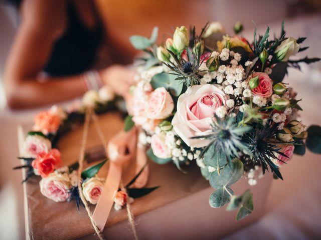 Le mariage de Capucine et Christelle à Erckartswiller, Bas Rhin 9