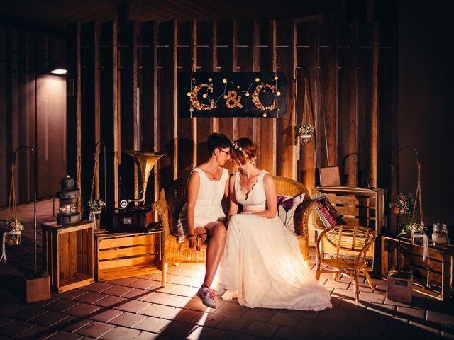 Le mariage de Capucine et Christelle à Erckartswiller, Bas Rhin 112