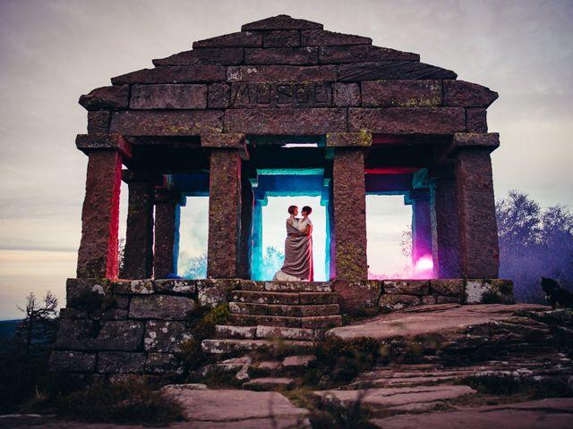 Le mariage de Capucine et Christelle à Erckartswiller, Bas Rhin 130