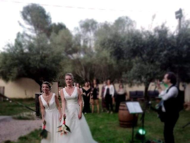 Le mariage de Estelle et Johanna à Toulon, Var 3