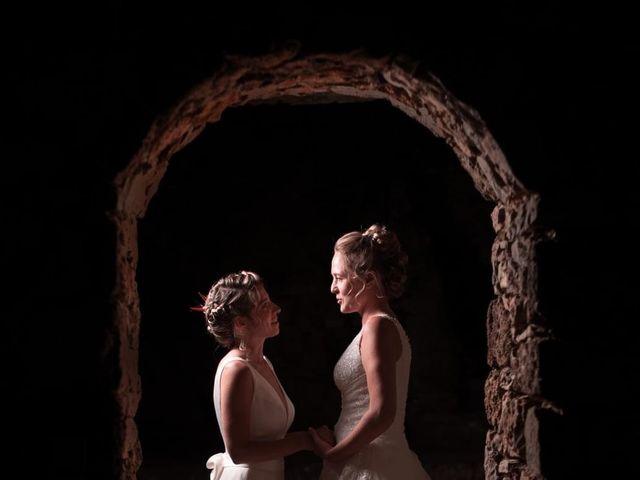 Le mariage de Estelle et Johanna à Toulon, Var 2
