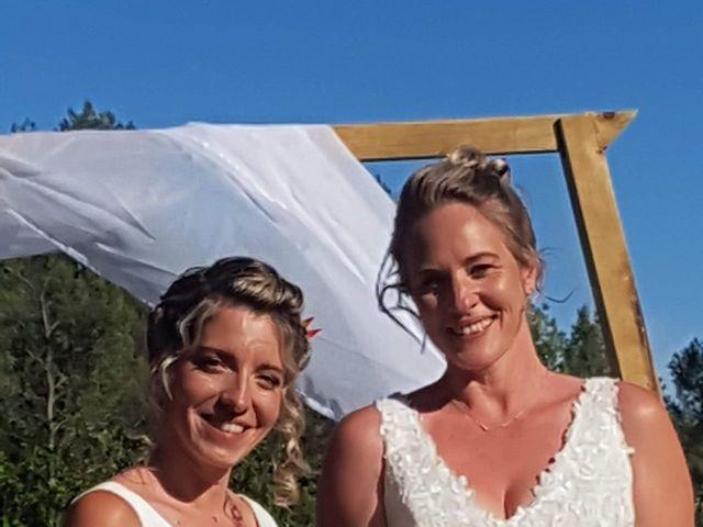 Le mariage de Estelle et Johanna à Toulon, Var 8