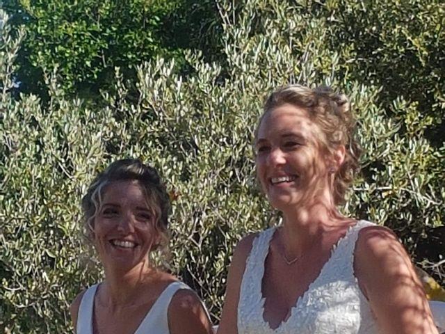 Le mariage de Estelle et Johanna à Toulon, Var 9