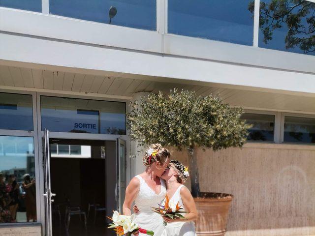 Le mariage de Estelle et Johanna à Toulon, Var 10
