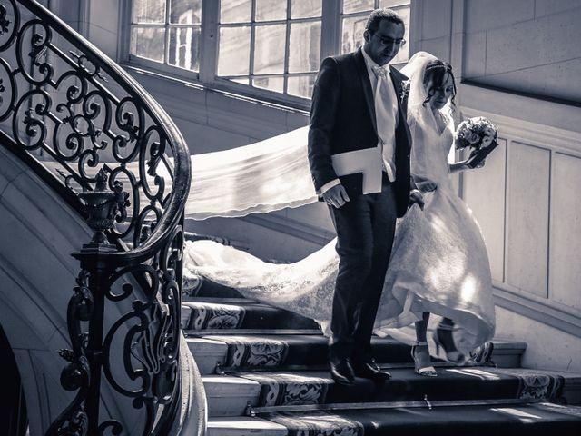 Le mariage de Chahrazade et Ibrahim