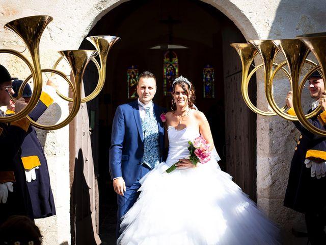 Le mariage de Marina et Antoine