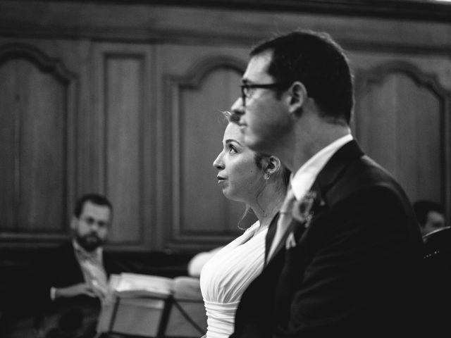 Le mariage de Sébastien et Cécile à Courtalain, Eure-et-Loir 3