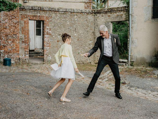 Le mariage de Sébastien et Cécile à Courtalain, Eure-et-Loir 6
