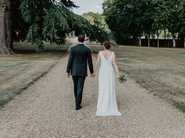 Le mariage de Sébastien et Cécile à Courtalain, Eure-et-Loir 7