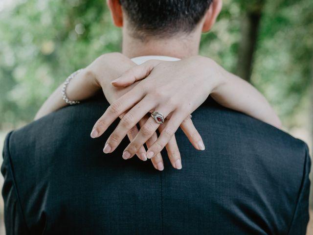 Le mariage de Sébastien et Cécile à Courtalain, Eure-et-Loir 8