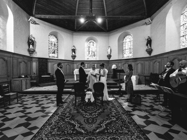 Le mariage de Sébastien et Cécile à Courtalain, Eure-et-Loir 9