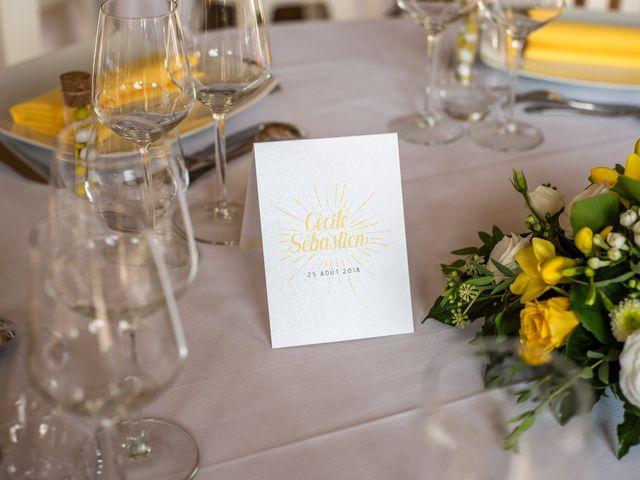 Le mariage de Sébastien et Cécile à Courtalain, Eure-et-Loir 11