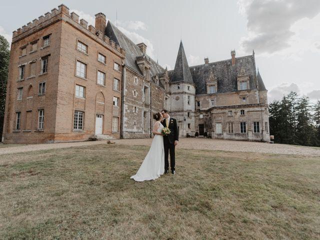 Le mariage de Sébastien et Cécile à Courtalain, Eure-et-Loir 13