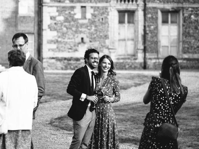 Le mariage de Sébastien et Cécile à Courtalain, Eure-et-Loir 19