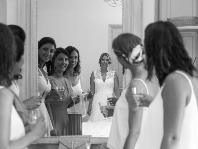 Le mariage de Sébastien et Marion à Le Castellet, Var 4