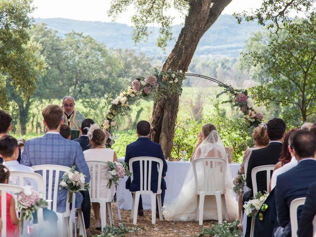 Le mariage de Sébastien et Marion à Le Castellet, Var 13