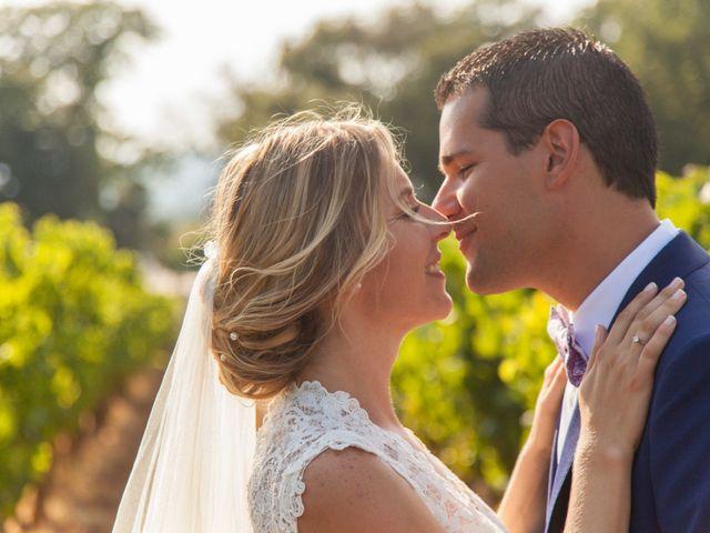 Le mariage de Sébastien et Marion à Le Castellet, Var 20