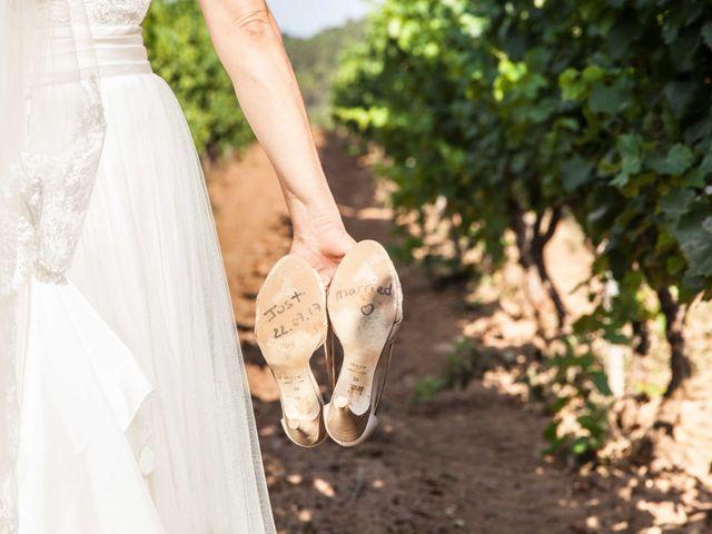 Le mariage de Sébastien et Marion à Le Castellet, Var 21