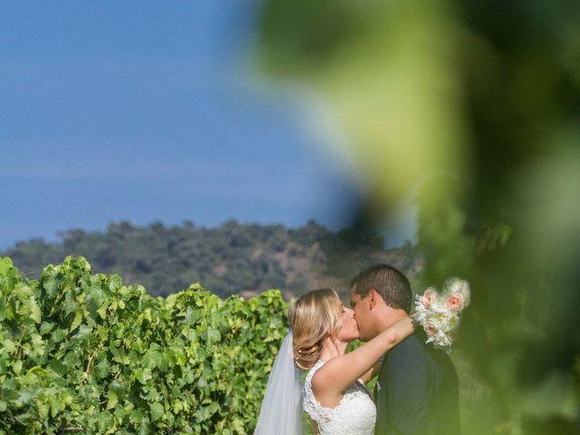 Le mariage de Sébastien et Marion à Le Castellet, Var 23