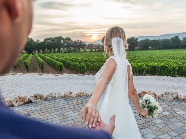 Le mariage de Sébastien et Marion à Le Castellet, Var 26