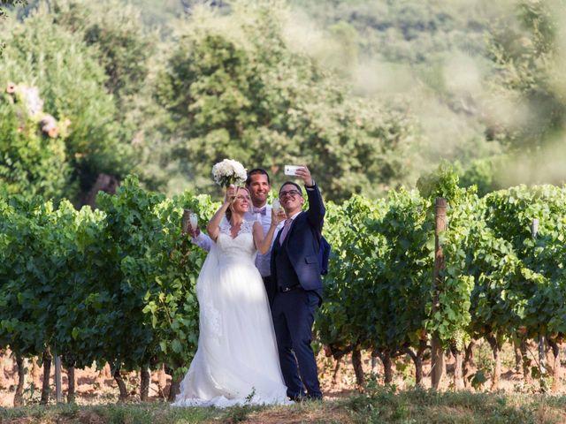 Le mariage de Sébastien et Marion à Le Castellet, Var 28